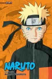 Naruto (3-in-1 Edition), Vol. 15 by Masashi Kishimoto