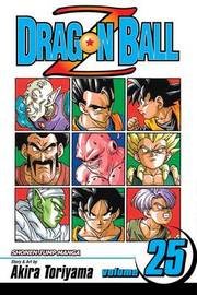 Dragon Ball Z: 25 by Akira Toriyama