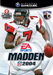Madden 2004 for GameCube