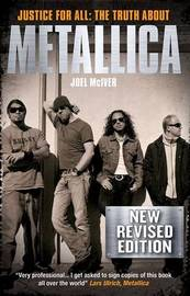 Metallica: Justice for All by Joel McIver