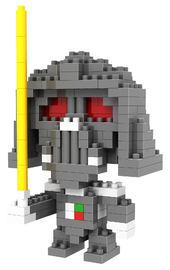 LOZ Blocks - Mini Darth Vader