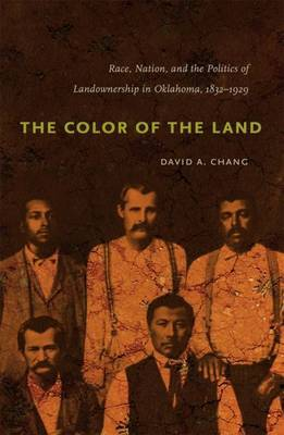 The Color of the Land by David A. Chang image