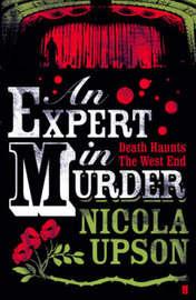 An Expert in Murder by Nicola Upson image