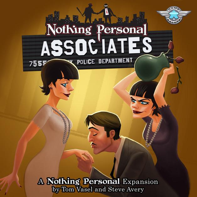Nothing Personal: Associates - Expansion Set