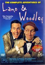 The Complete Adventures Of Lano And Woodley - (2 Disc Set) on DVD