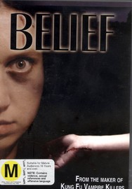 Belief (NZ Film) on DVD image