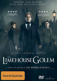 The Limehouse Golem on DVD