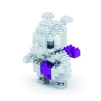 NanoBlocks: Pokemon - Mewtwo