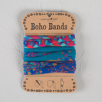 Natural Life: Boho Bands - Red Purple