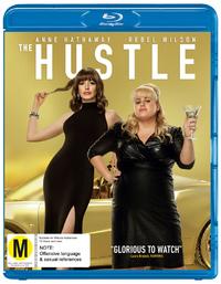 The Hustle on Blu-ray