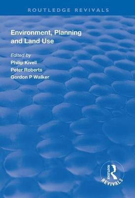 Environment, Planning and Land Use