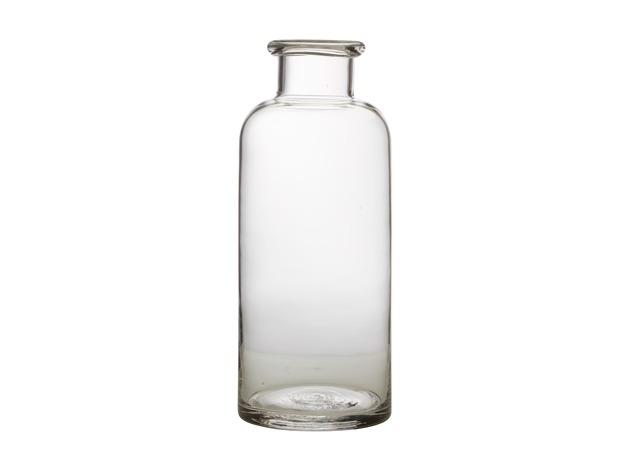 Maxwell & Williams: Flourish Bottle Vase - Clear