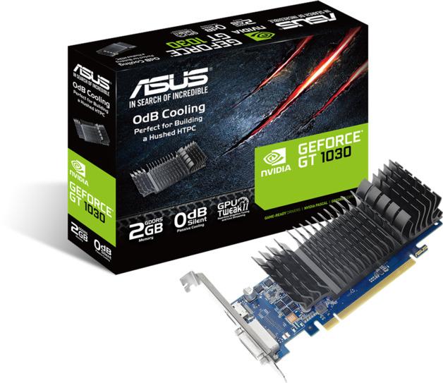 ASUS GeForce GT 1030 2GB Low Profile GPU