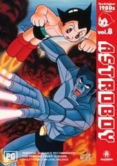 Astro Boy (Original) - Volume 8 on DVD