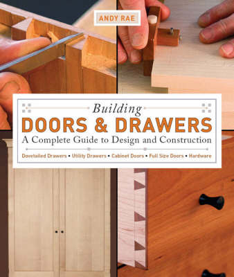 Building Doors and Drawers by Andy Rae image