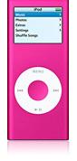 Apple iPod nano 4GB - Pink