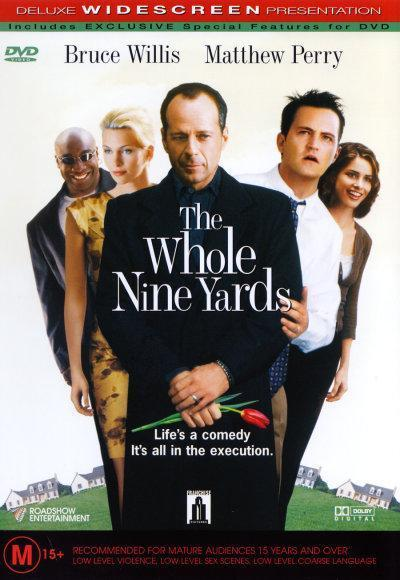 The Whole Nine Yards on DVD