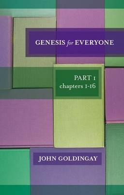 Genesis for Everyone by John Goldingay