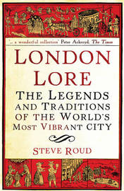 London Lore by Steve Roud image