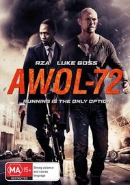 AWOL - 72 on DVD