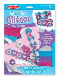 Melissa & Doug: Mess-Free Glitter Foam Bracelets