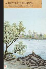 Central Park Lake, New York: A Traveler's Journal by Applewood Books image