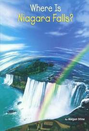 Where Is Niagara Falls? by Megan Stine image