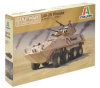 Italeri: 1/35 LAV-25 (Gulf War Anni.) - Model Kit