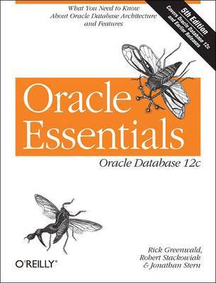 Oracle Essentials by Rick Greenwald image