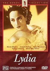 Lydia on DVD