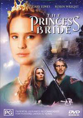 The Princess Bride on DVD