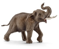 Schleich: Asian elephant - Male