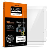 Spigen Nintendo Switch Screen Protector Tempered Glass - 2 Pack for