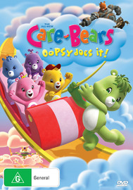 The All-New Care Bears - Oopsy Does It! on DVD image