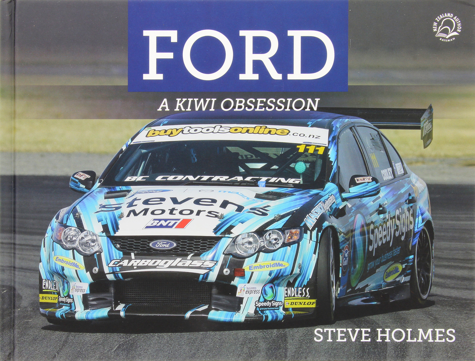 Ford A Kiwi Obsession by Steve Holmes image