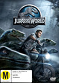 Jurassic World on DVD