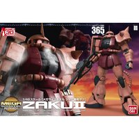 MEGA SIZE MODEL 1/48 MS-06S Char's Zaku II - Model Kit image