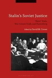 Stalin's Soviet Justice
