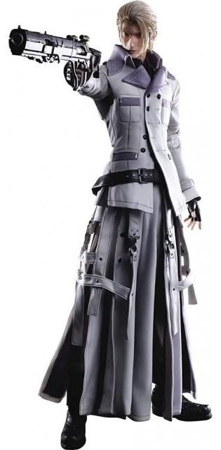 Final Fantasy VII Remake: Rufus Shinra - Play Arts Kai Figure