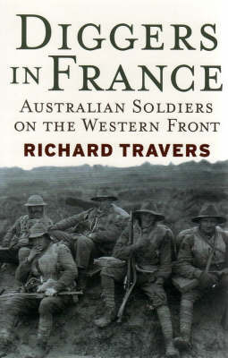 Diggers in France by Richard Travers image