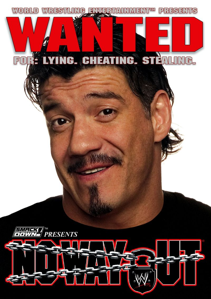 WWE - No Way Out 2004 on DVD image