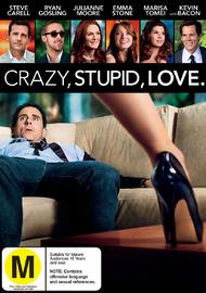 Crazy, Stupid, Love DVD