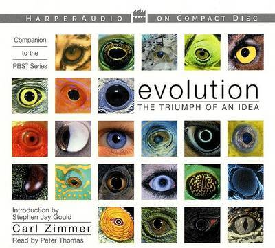 Evolution Compact Disk by Carl Zimmer image
