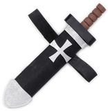 Pretenz Deluxe Sheath and Sword - Black