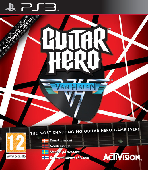 Guitar Hero: Van Halen (Game only) for PS3