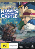Howl's Moving Castle (Special Edition) on DVD
