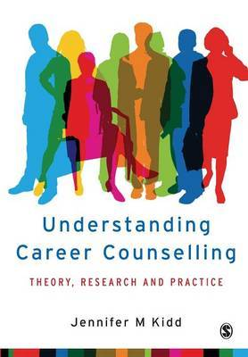 Understanding Career Counselling by Jenny Kidd image