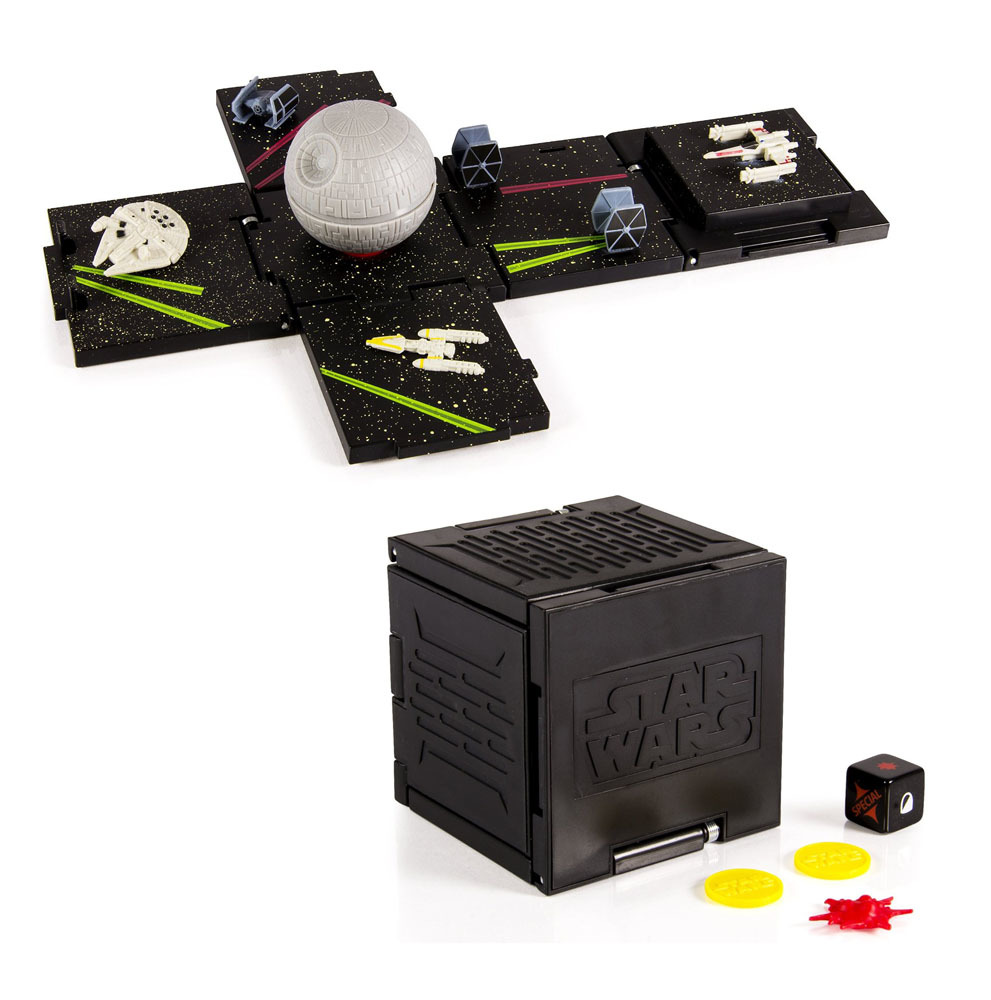 Star Wars: Box Busters Death Star Super Playset image