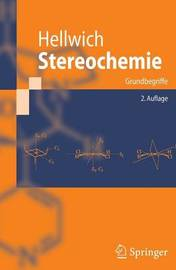 Stereochemie: Grundbegriffe by Karl-Heinz Hellwich image