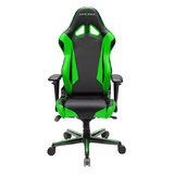 DXRacer Racing Series RZ0 Gaming Chair (Black & Green) for